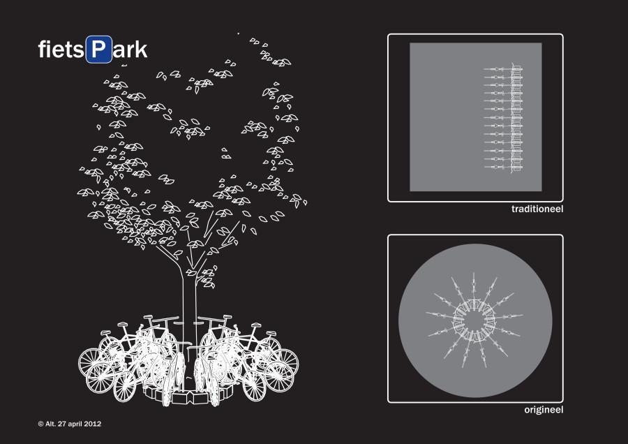 Alt_FietsPark prijsvraag_U-stal_presentatie_beeld 2
